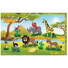 Hama Ajándékdoboz - Szafari