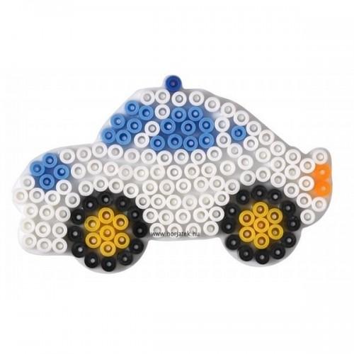 Hama vasalható gyöngyhöz Alaplap Midi - Autó