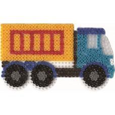 Hama vasalható gyöngyhöz Alaplap Midi - teherautó