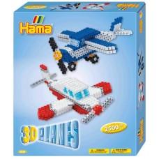 Hama Ajándékdoboz - 3D Repülő - Midi