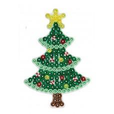 Hama vasalható gyöngyhöz Alaplap Midi - Fenyőfa