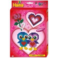 Hama Ajándékdoboz - Valentin nap