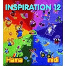Hama Ötletfüzet 12. Midi Gyöngyhöz