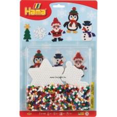 Hama Alapkészlet - karácsonyi (1100 db-os)