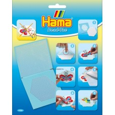 Hama gyöngyrögzítő matrica -Midi alaplaphoz