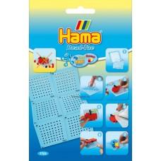 Hama gyöngyrögzítő matrica -Maxi alaplaphoz