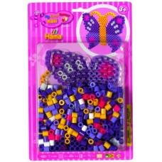 Első Hama vasalható MAXI gyöngy kezdőkészletem- Pillangó