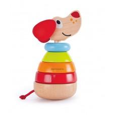 Hape Montessori kutyus hanggal