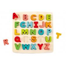 Hape ABC puzzle