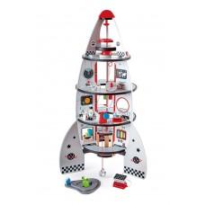 Hape Űrhajó, négyemeletes