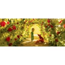 Hape A Kis Herceg - Rózsakert Puzzle