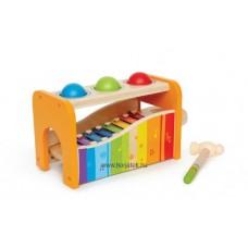 Hape Kalapálós Xylophone