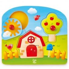 Hape Fogantyús puzzle - vidéki táj