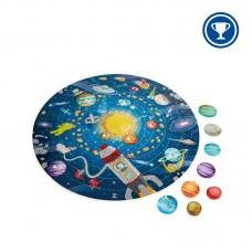 Hape Naprendszer puzzle