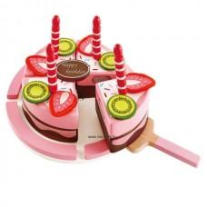Hape Szeletelhető szülinapi torta