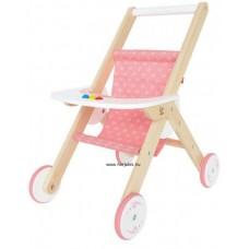 Hape Babakocsi - Játékbabához