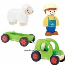 Hape Az első traktorom