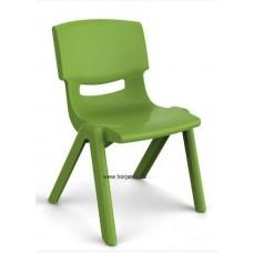 Happy Színes Szék - 34 cm - zöld