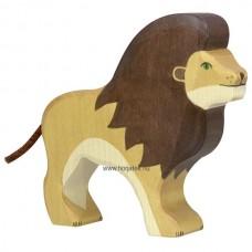 HOLZTIGER Állatfigura, oroszlán