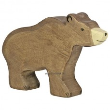 HOLZTIGER Állatfigura, medve