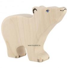 HOLZTIGER Állatfigura, jegesmedve