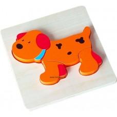 Kutya - Magasított Puzzle