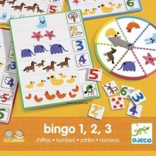 Bingo 1,2,3