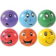 Érzelmek labdák