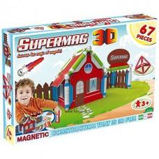 Supermag 3D Házikó