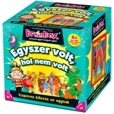 Brainbox - Egyszer volt, hol nem volt