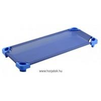 Ultrakönnyű óvodai fektetőágy - kék színű - szereletlen