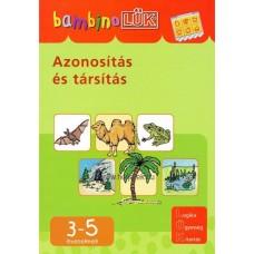 LB-Azonosítás és társítás, 3-5 éveseknek