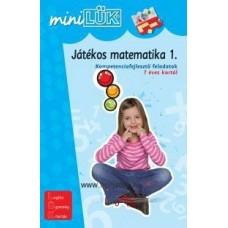 LM-Játékos matematika 1.