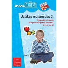 LM-Játékos matematika 3.