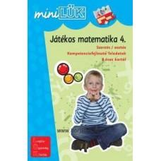 LM-Játékos matematika 4.