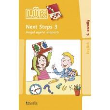 LISK-Next Steps 3. 4.osztály