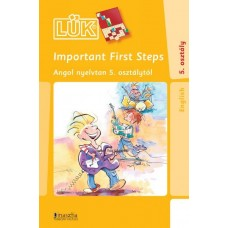 LISK-Important First Steps-Angol nyelvtan 5. osztálytól