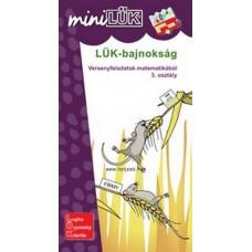 LM-LÜK bajnokság I-3.