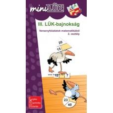 LM-III.LÜK bajnokság-III/1