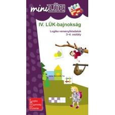 LM-IV.LÜK bajnokság-IV/8.