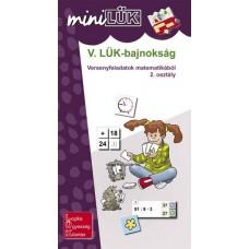LM-V.LÜK bajnokság-Matek 2.