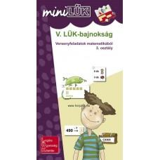 LM-V.LÜK bajnokság-matematika 3. osztály