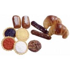 Sütemények - boltos játékhoz