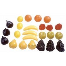 Gyümölcsök - boltos játékhoz
