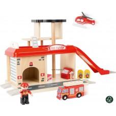 Tűzoltóállomás