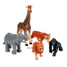 Jumbo - Dzsungel Állatok