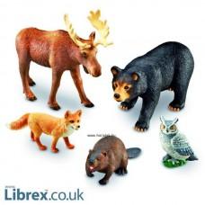 Jumbo - Az erdő állatai
