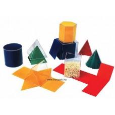 Geometriai testek