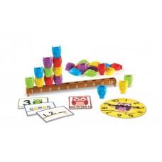 Számoló baglyok- sokszínű fejlesztőjáték