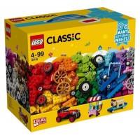 Kockák és kerekek- LEGO